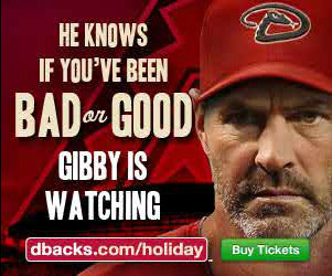 """Kirk Gibson Says """"Buy!"""""""