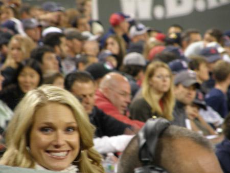 Heidi Watney - Oct. 2, 2010