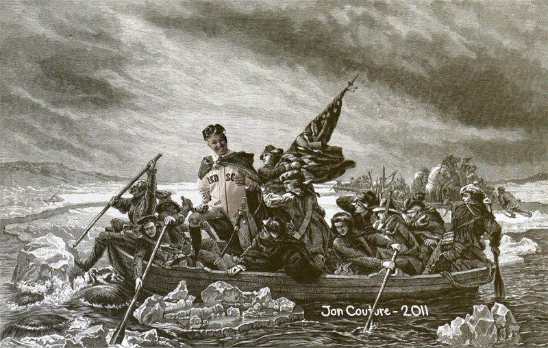 Bobby Valentine Crosses The Delaware